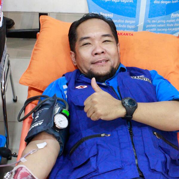 CSR Cakrasteel Donor - 3