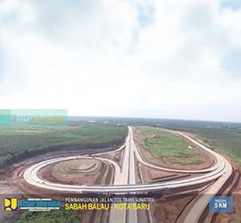 Tol Trans Sumatera Ruas Bakauheni