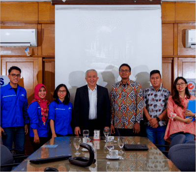 Cakra Steel Cooperation With Others