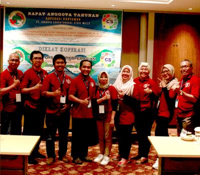 Employees Cooperative Activities