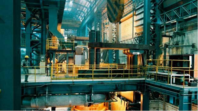 Metallurgical Treatment Station